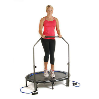 Stamina InTONE Oval Jogger Fitness Trampoline
