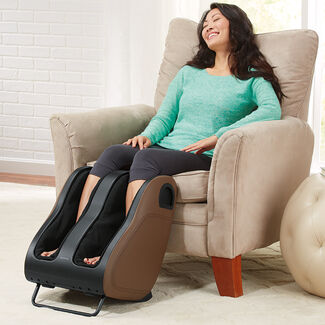 TheraSqueeze II Foot and Calf Massager