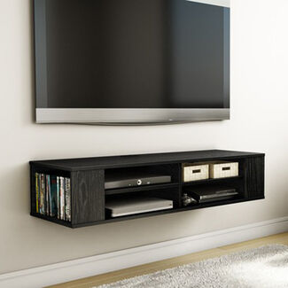 South Shore City Life Wall-Mount Media Console
