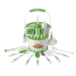 Curious Chef 30-Piece Caddy Collection