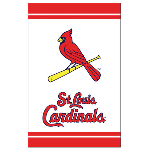 Fiber Optic Garden Flag—St Louis Cardinals
