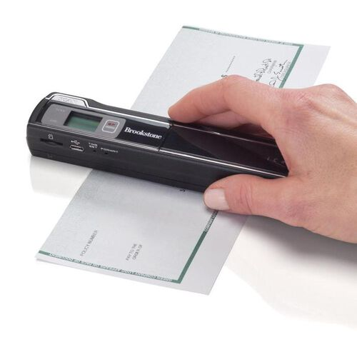 iConvert® Mini Wand Document and Photo Scanner