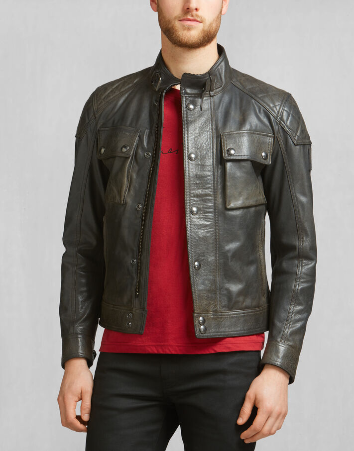 0c38b989865 Belstaff Leather Jackets Our 11 Top Picks For 2016 - Men Style Fashion