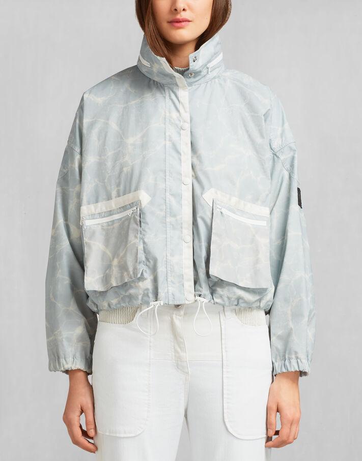 Blue Waxed Cotton Waxed Cotton - Belstaff