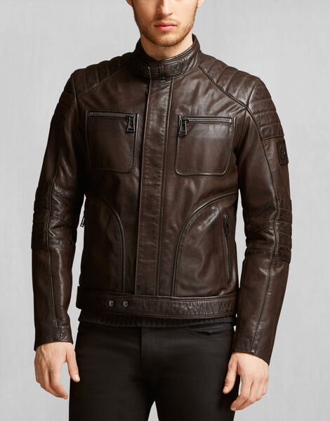 mens luxury leather jackets biker jackets belstaff. Black Bedroom Furniture Sets. Home Design Ideas