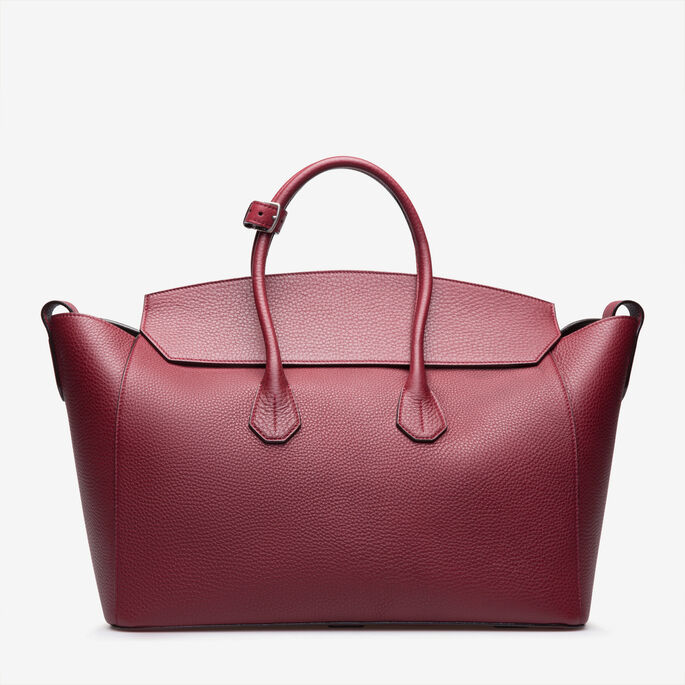 Unique Bally 39bernina39 Bag In Red  Lyst