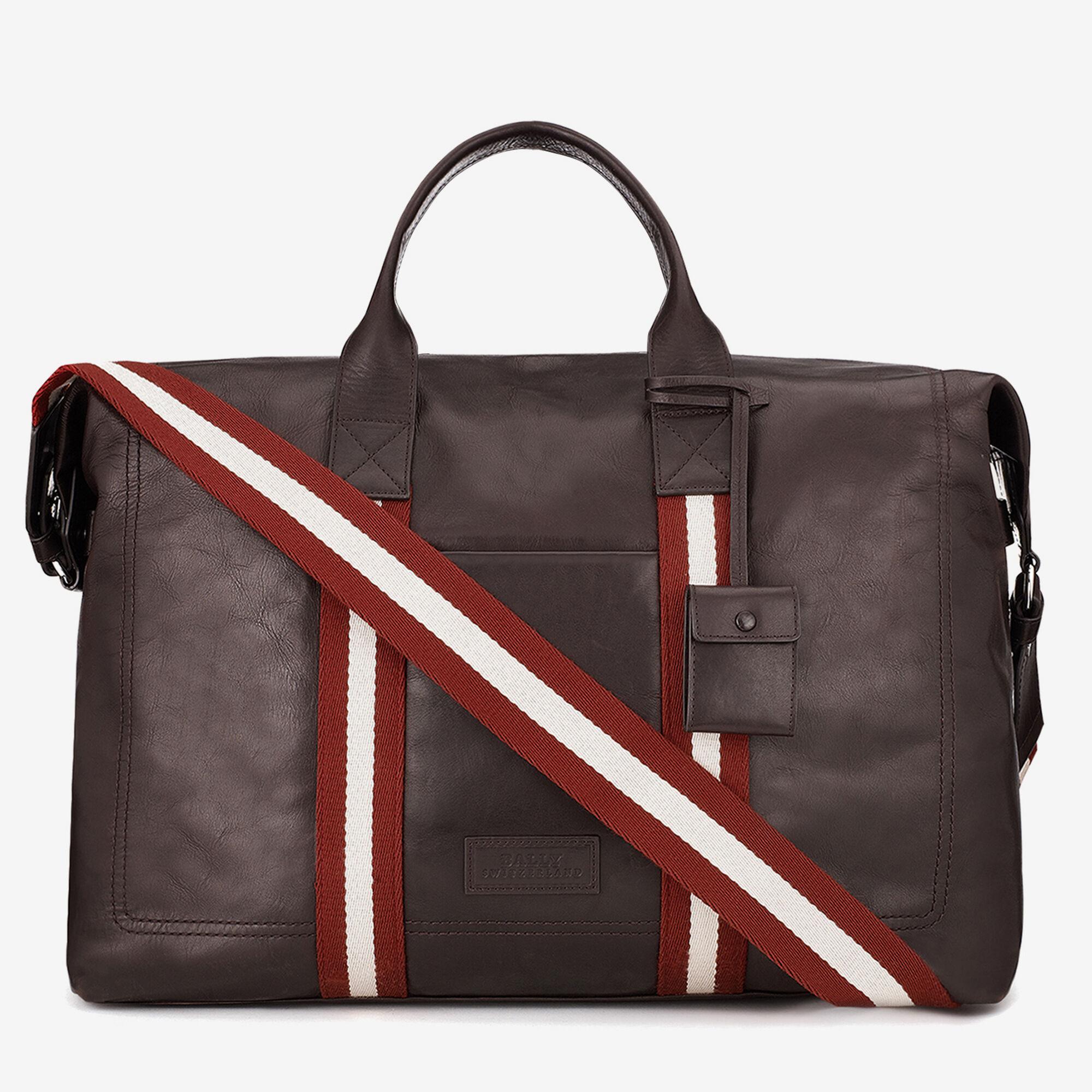 Bally Travel Bag Price Brown Calf Travel Bags Bally