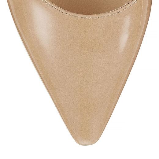 ESME 85   Round toe pumps, Heels, Stiletto heels