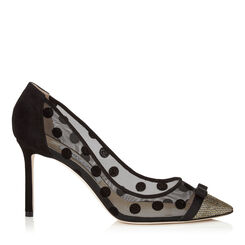 LIGHT BRONZE/BLACK XKP レディース - Jimmy Choo