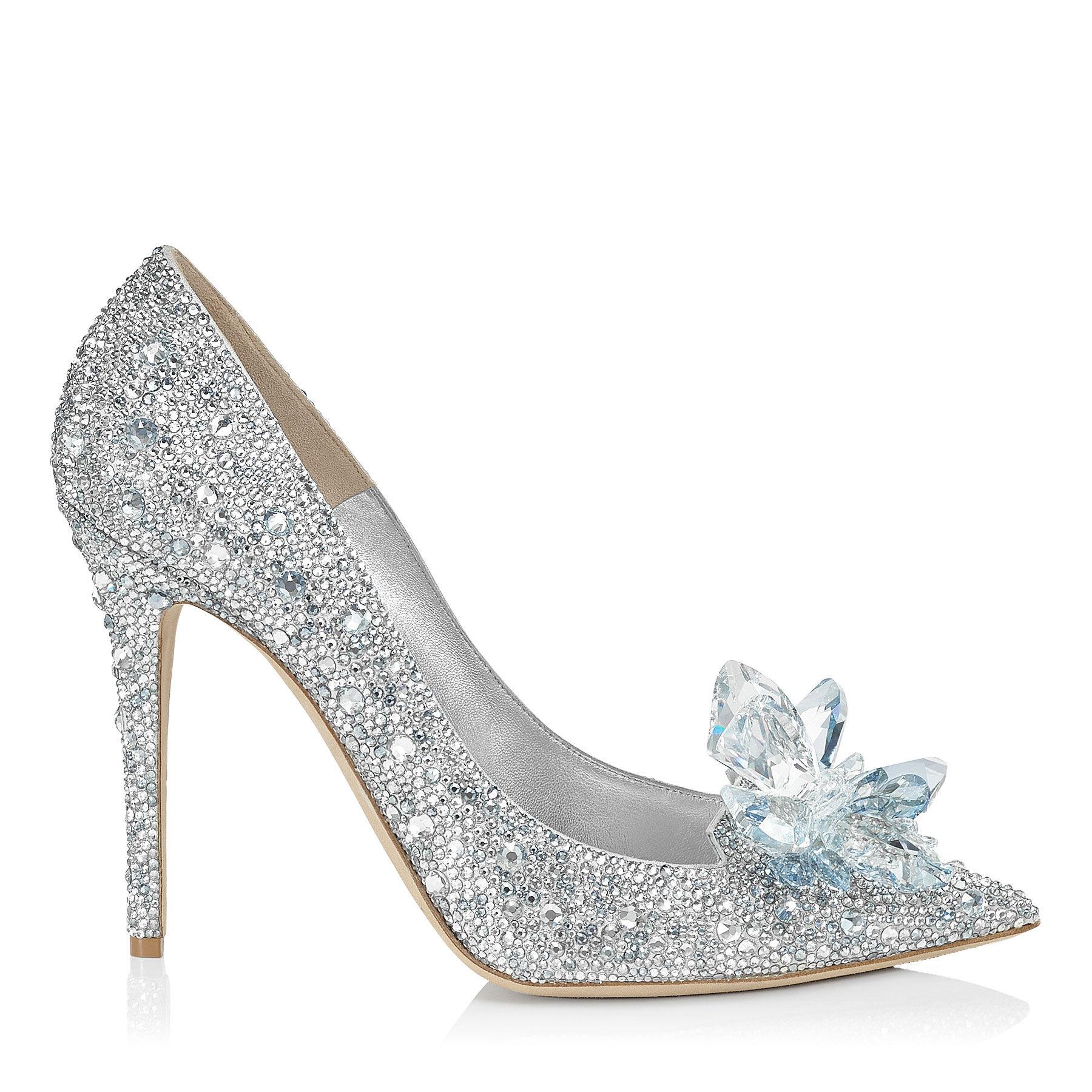 Bridal Shoes For Short Dresses