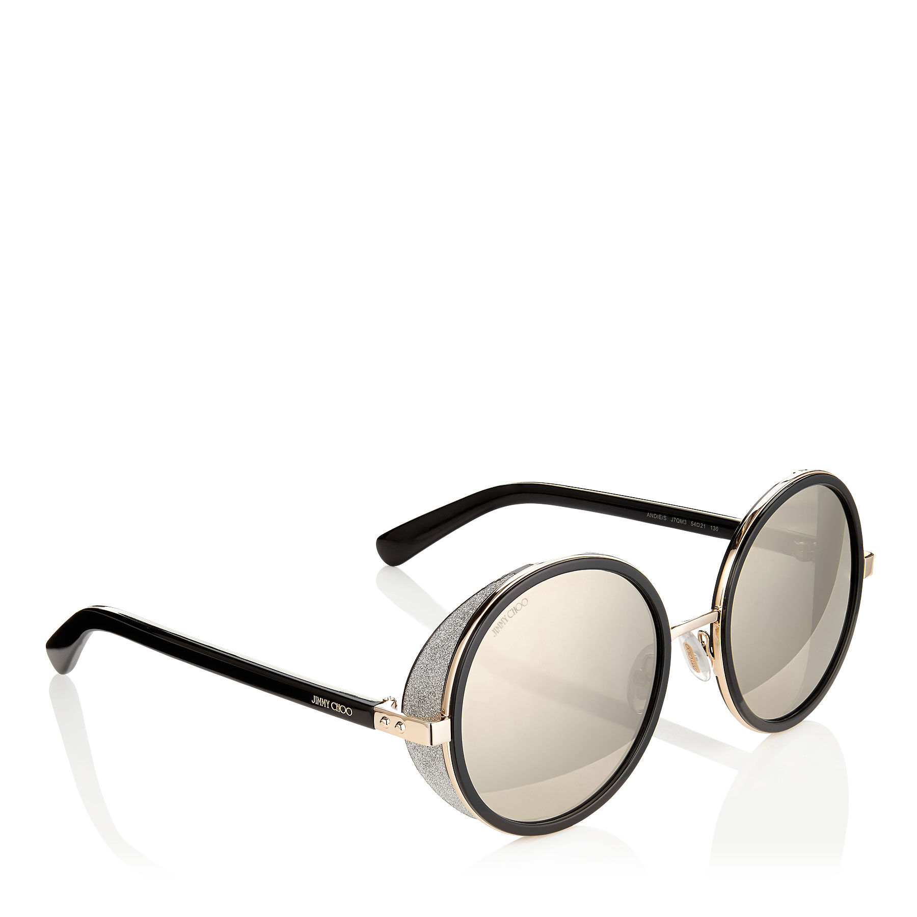 6802bd7c1a0 my jimmy choo glasses with glitter