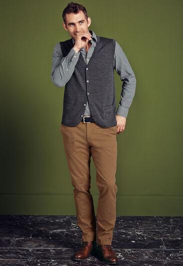 The new waistcoat