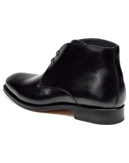 Black Kenwyn Chukka boots