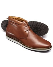 Brown Upton trainers