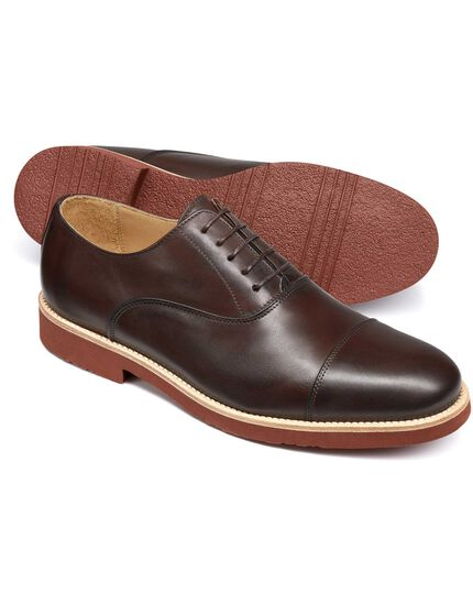 Brown Hornick Oxford shoes