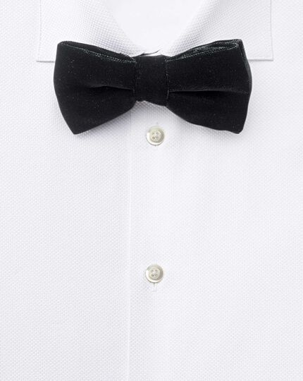 Slim fit spread collar luxury white tuxedo shirt