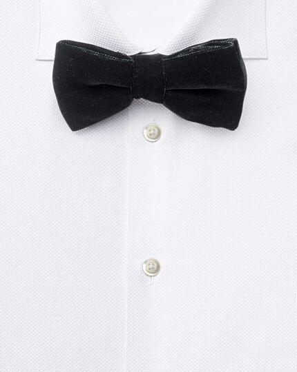 Slim Fit Luxus-Abendhemd mit Haifischkragen in weiß