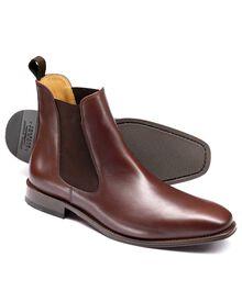 Montagu Chelsea-Stiefel in braun