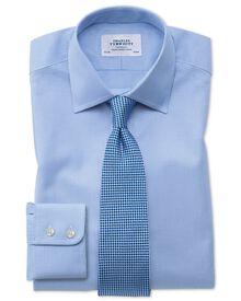 Extra slim fit Oxford sky blue shirt