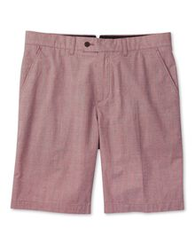 Red Prince of Wales shorts