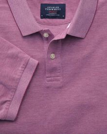 Berry Oxford polo