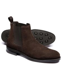 Brown Northcott Chelsea boots