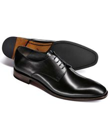 Black Grosvenor Derby shoes