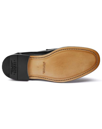 Black Harlyn loafers
