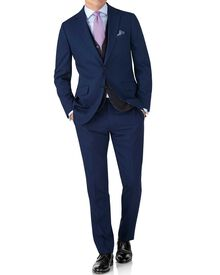 Royal slim fit lightweight business suit