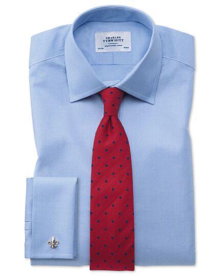 Slim Fit Oxfordhemd in Himmelblau