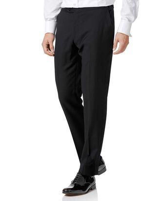 Pantalon de costume de soirée noir slim fit