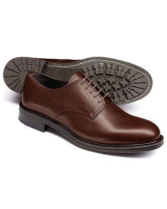 Otterham Derby Schuh in Braun