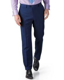 Royal extra slim fit twill business suit pants