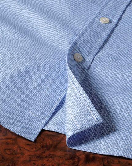 Slim fit Oxford white shirt