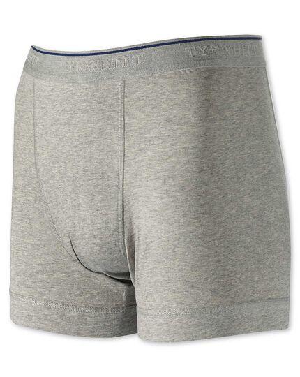 Jersey Unterhosen in Grau