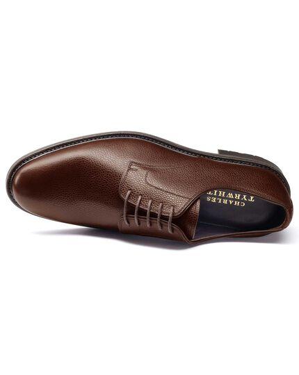 Brown Otterham Derby shoes