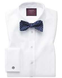 Extra slim fit luxury marcella white dinner shirt