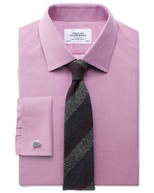 Extra Slim Fit Oxfordhemd in magenta