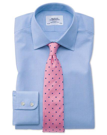 Classic fit Oxford sky blue shirt