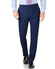Royal slim fit summer business suit trouser