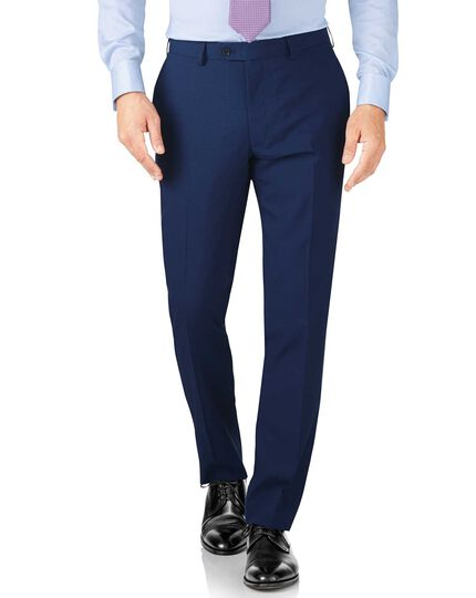 Royal slim fit lightweight business suit pants