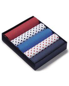 5 dot handkerchiefs