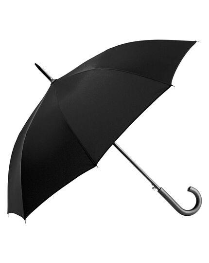 Klassischer Regenschirm in Schwarz
