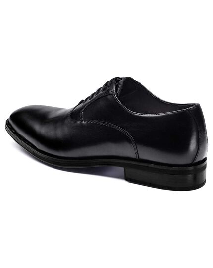 Black Luckett Oxford shoes