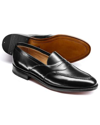 Black Allet loafers