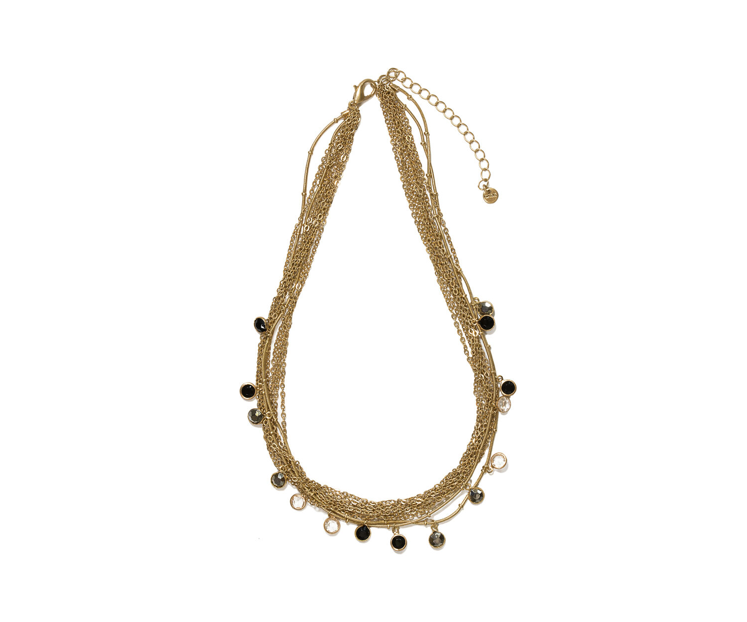 Oasis, MULTI LAYERED NECKLACE Silver 1