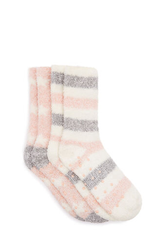 Oasis, STAR COSY SOCK Mid Pink 0