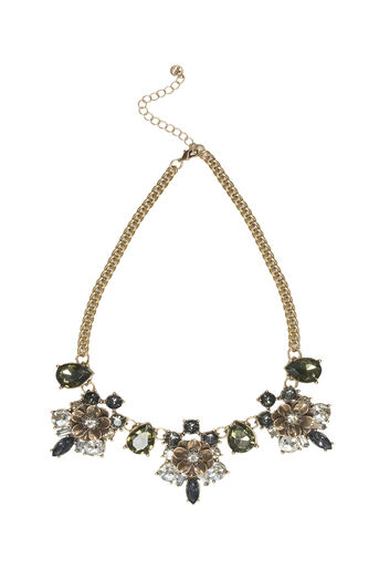 Oasis, FLORAL COLLAR Gold 0