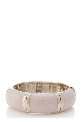 Oasis, Pastel Stretch Bracelet Cream 0