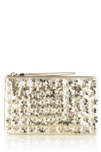 Oasis, FLOWER CLUTCH Gold 0